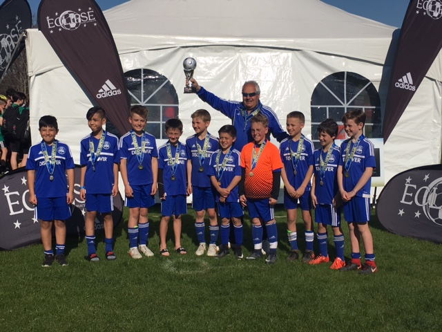 BU10 Madrid take first place at Eclipse Spring Classic
